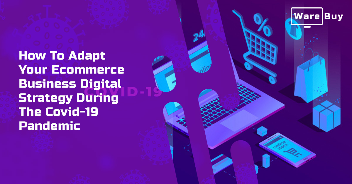 How To Adapt Your Ecommerce Business Digital Strategy During The Covid-19 Pandemic