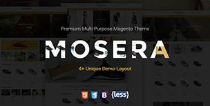 SNS Mosera - Responsive Magento Theme