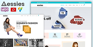 Essies - Modern Fashion WooCommerce Theme