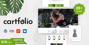 Cartfolio - Multipurpose WooCommerce Theme