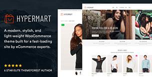 Hypermart - Fast, Conversion Optimized WooCommerce Theme