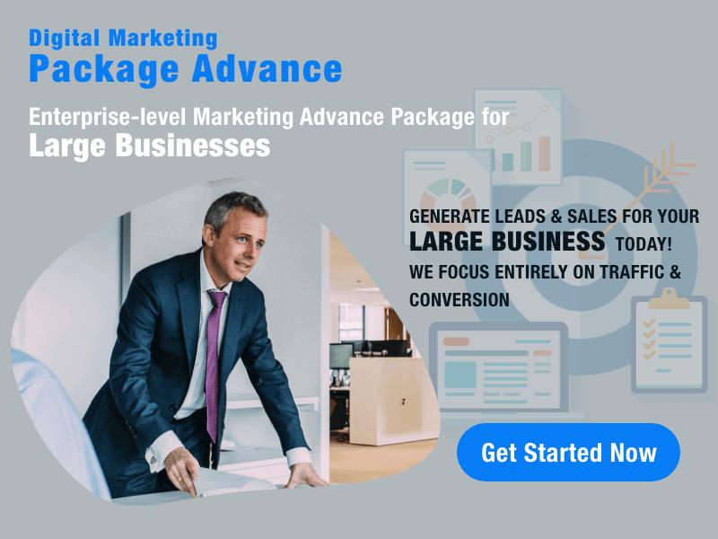 Digital Marketing Advance Package