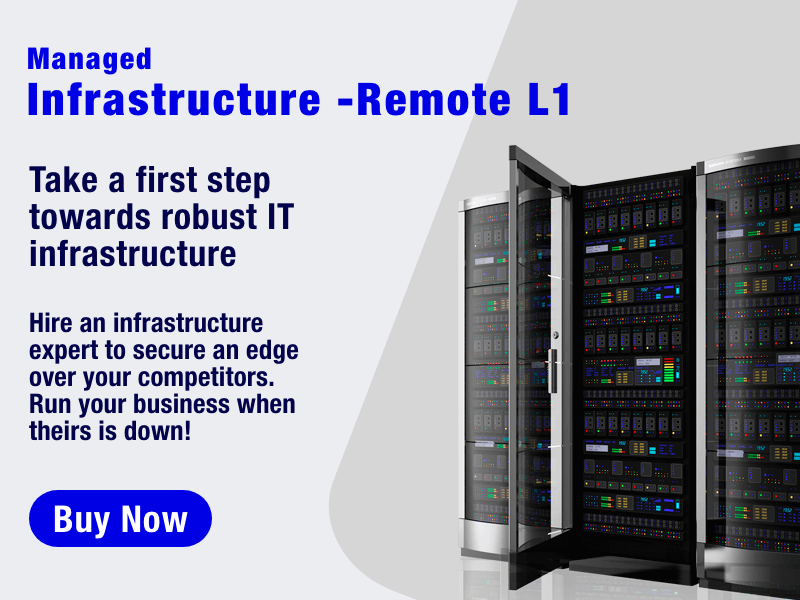 Hire Remote L2 support engineers from team of experts