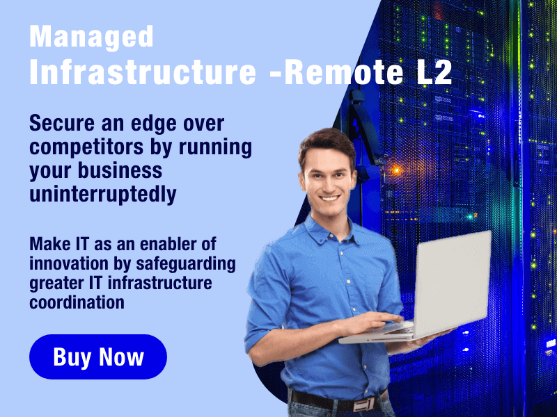Hire  Managed Infrastructure from team of experts