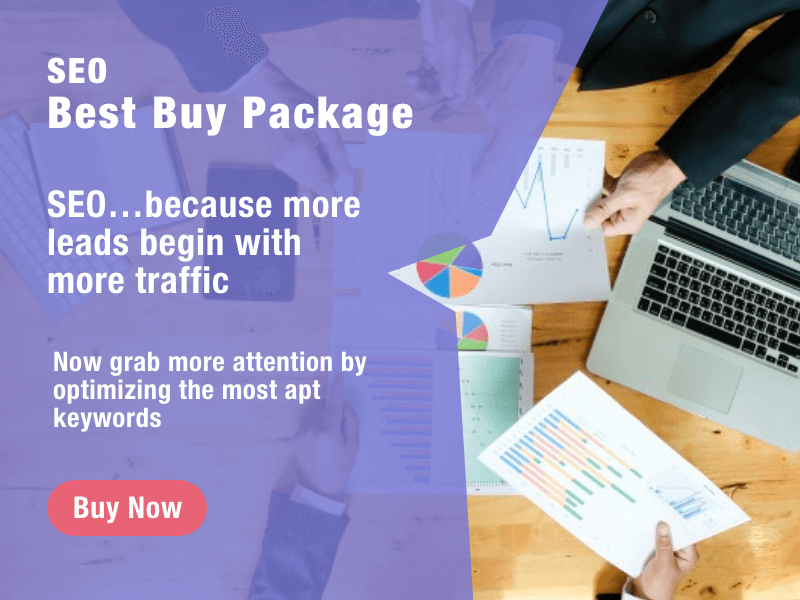 SEO Best Buy Package
