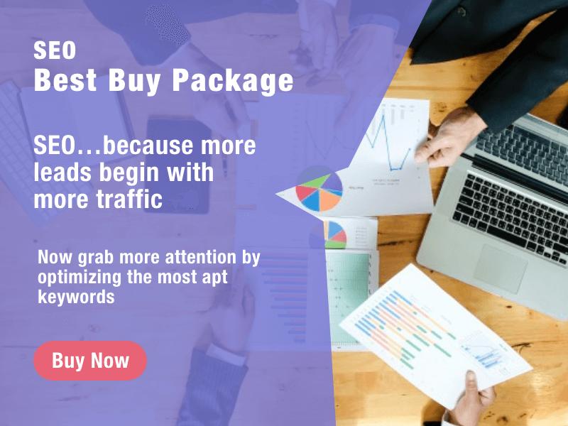 SEO Best Buy Package