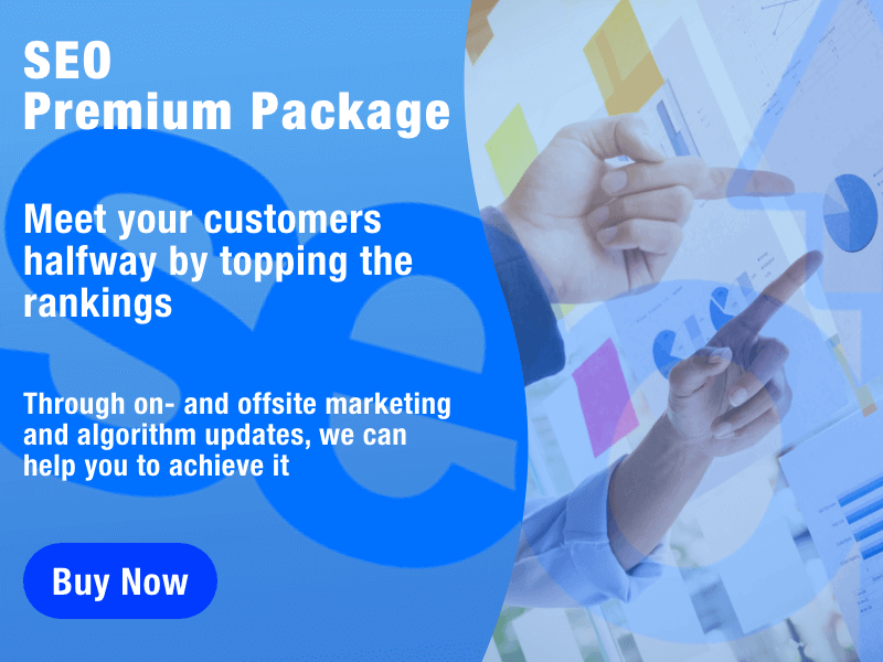 Compare Plans & Buy SEO Premium Package