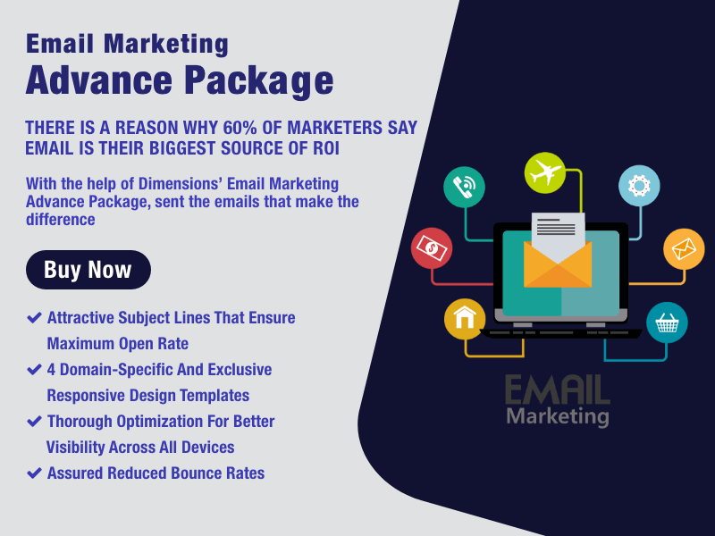 Email Marketing Advance Package