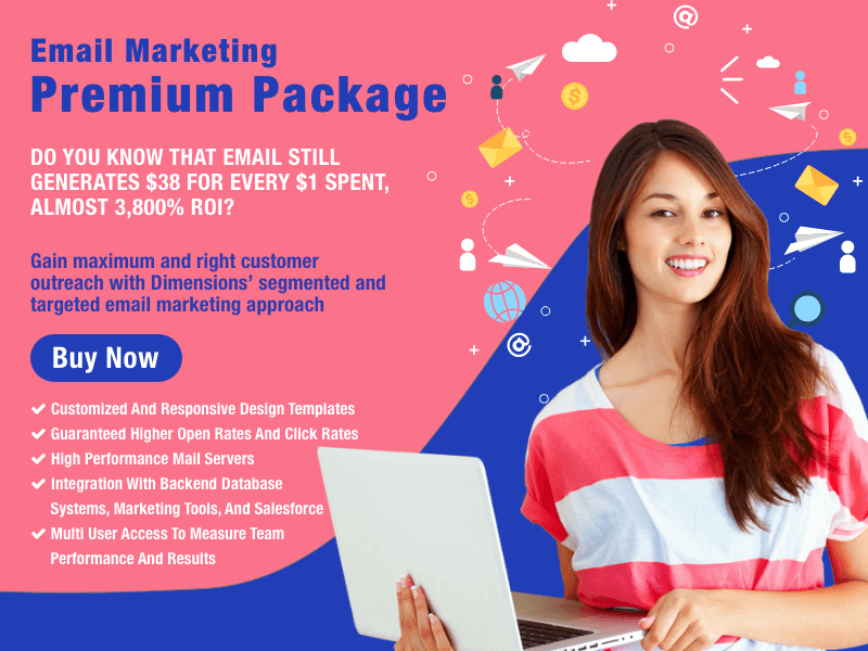 Buy Email Marketing Package