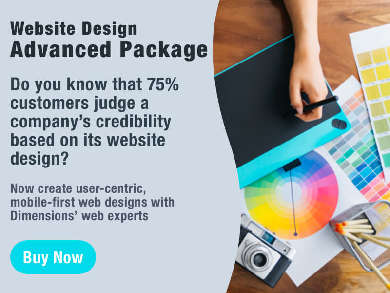 Buy Responsive Website Design Advanced Package