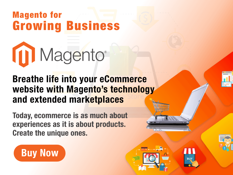 Buy Magento for Growing Business