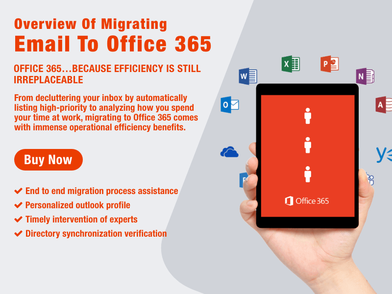 Migrate Email to Office 365 Instantly