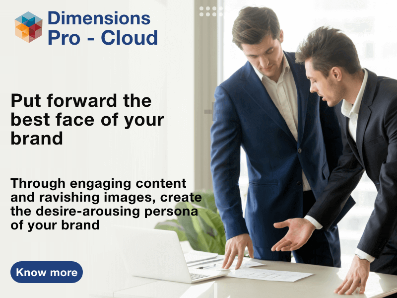 Dimensions ecommerce for Enterprise-Cloud