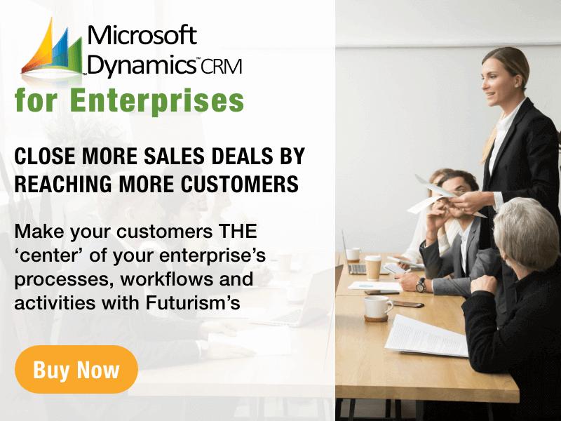 CRM for Enterprises Cloud