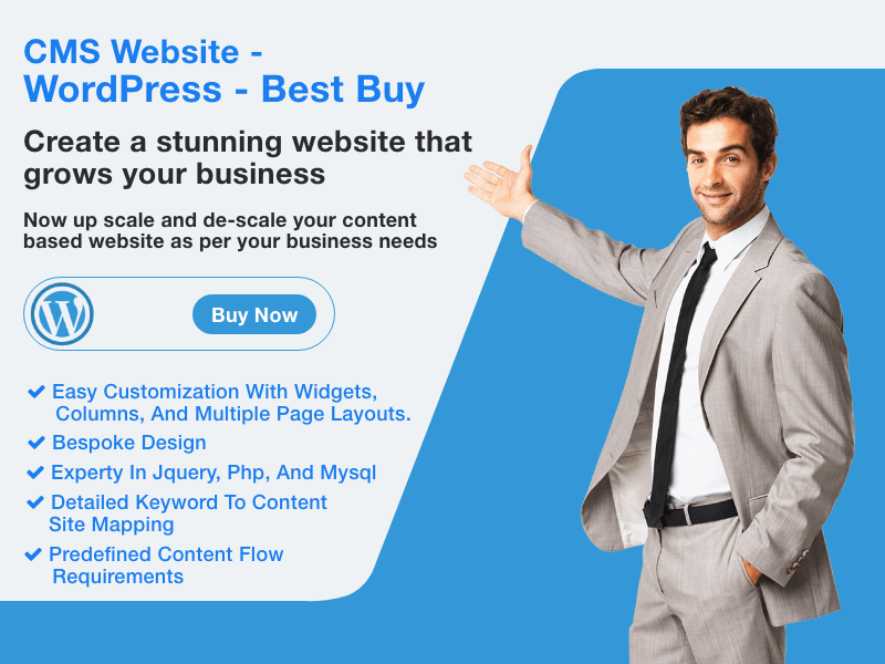 CMS Website - WordPress - Best Buy