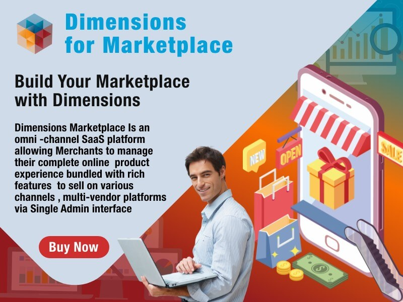 Dimensions for Marketplace