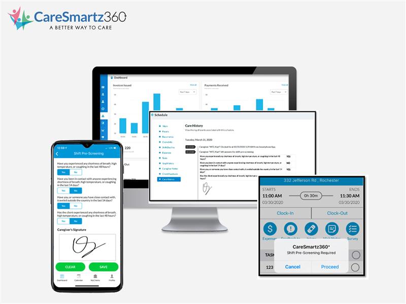 CareSmartz360 Software