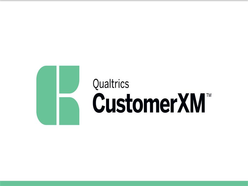 Qualtrics CustomerXM Software