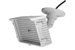 Indoor Outdoor Radiant IR  Infrared Source with 300 Range