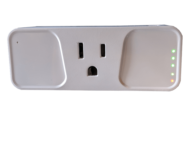 Smart Plug with Wi-Fi Extender