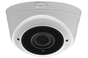 5 Megapixel Multiplex Turret Dome Camera