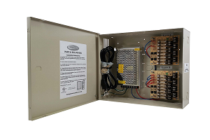 12VDC Power supply 16 Channels