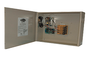 12VDC Power supply 8 Channels