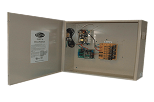 24VAC Power supply 8 Channels
