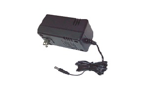WB-122R Regulated 12VDC Power Adapter