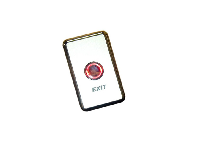 Push To Exit Button with Bi-Color LED