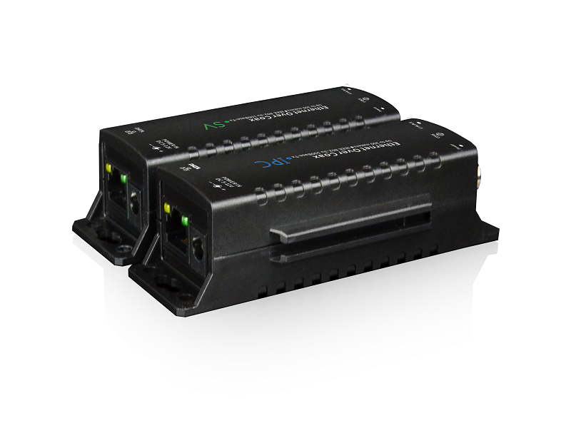 B2IP IP Over Coax Video Extender