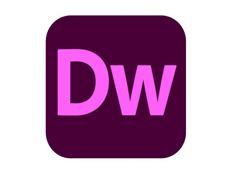 Dreamweaver for enterprise -Commercial